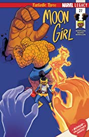 Moon Girl and Devil Dinosaur (2015-) #27