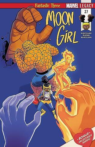 Moon Girl and Devil Dinosaur (2015-2019) #27