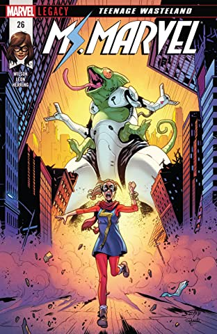 Ms. Marvel (2015-) #26