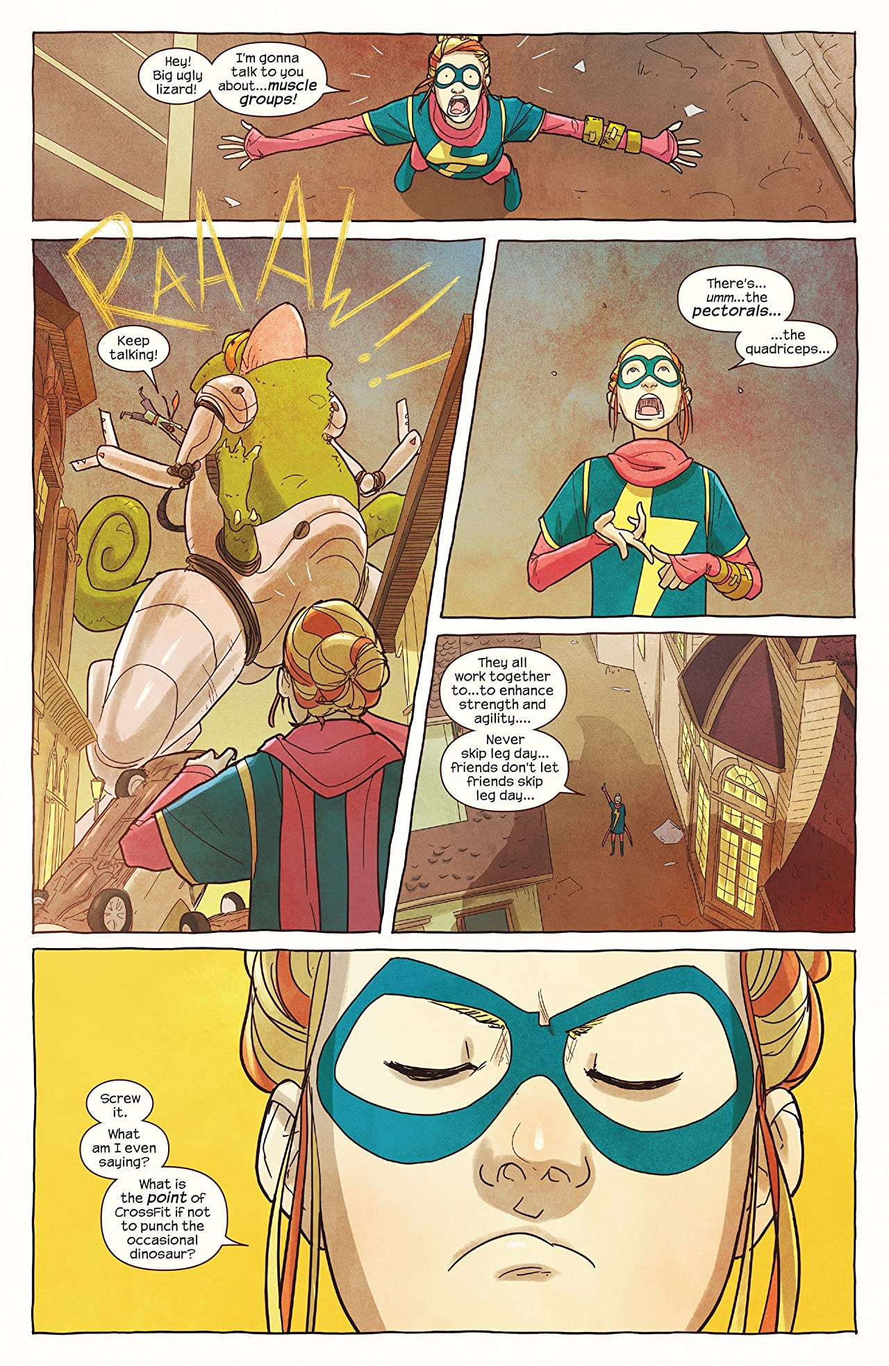 Ms. Marvel (2015-) No.26