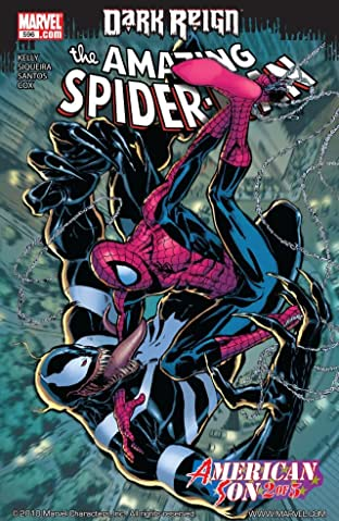 Amazing Spider-Man (1999-2013) #596