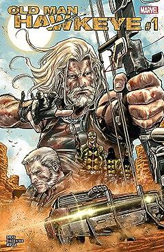 Old Man Hawkeye (2018-) No.1 (sur 12)