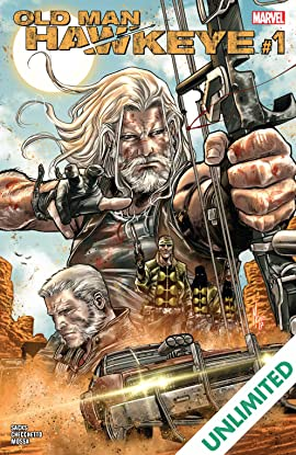 Old Man Hawkeye (2018) #1 (of 12)