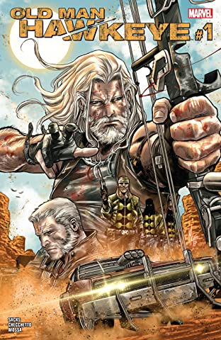 Old Man Hawkeye (2018-) No.1 (sur 12)