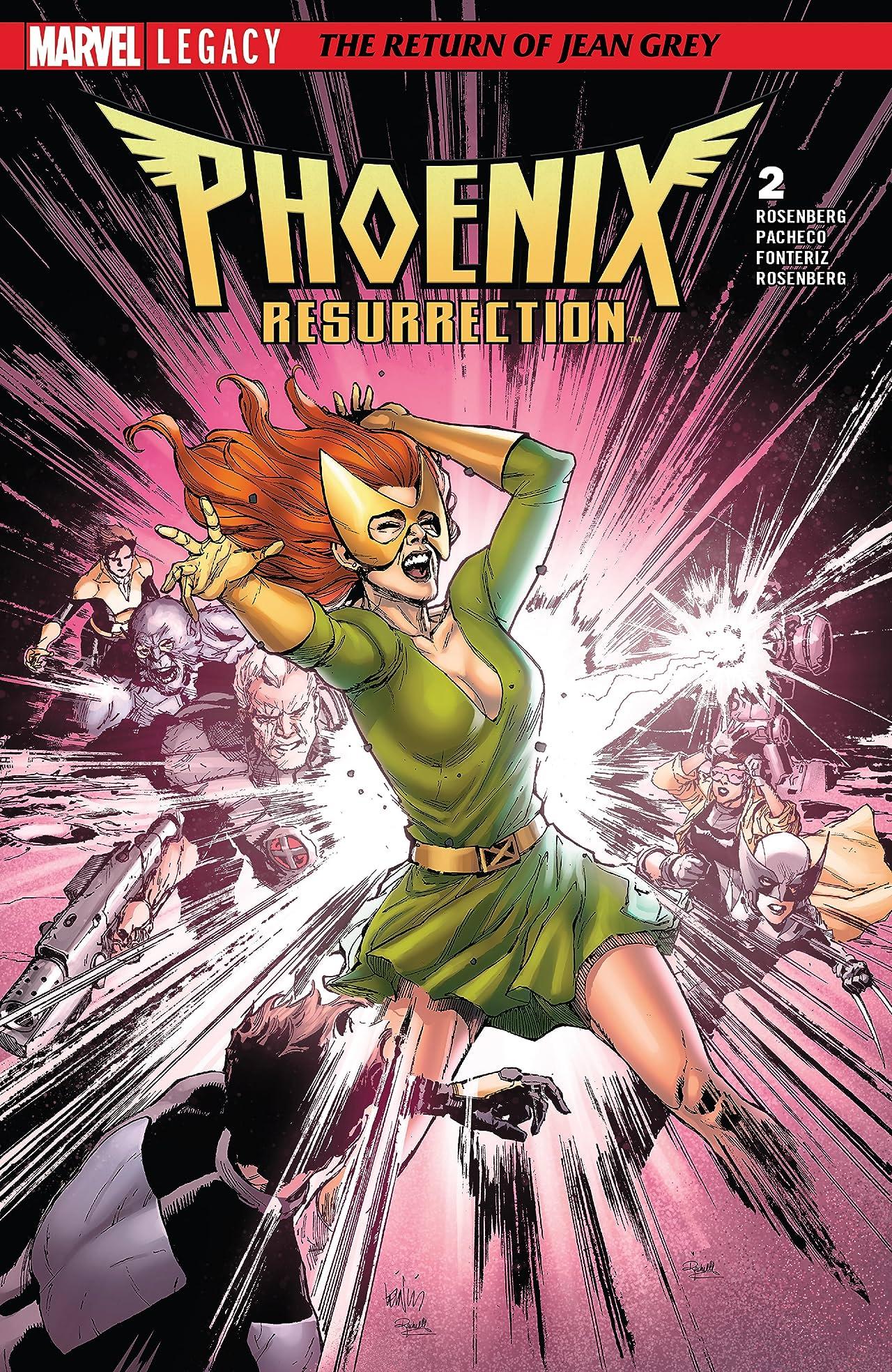 Phoenix Resurrection: The Return Of Jean Grey