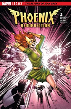 Phoenix Resurrection: The Return Of Jean Grey (2017-2018) No.2 (sur 5)