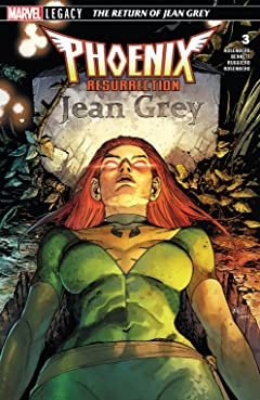 Phoenix Resurrection: The Return Of Jean Grey (2017-2018) No.3 (sur 5)