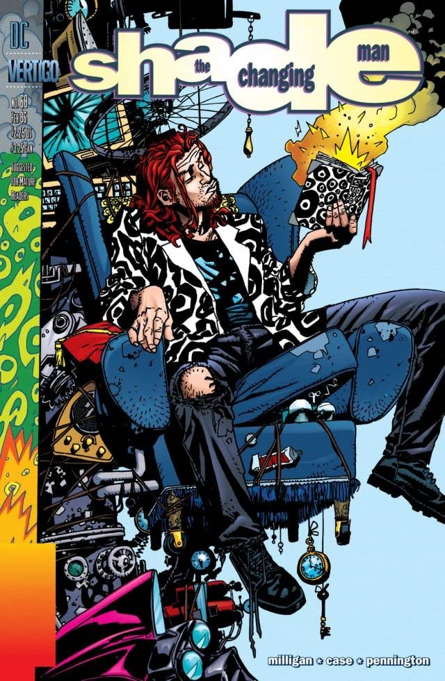 Shade, the Changing Man (1990-1996) #68