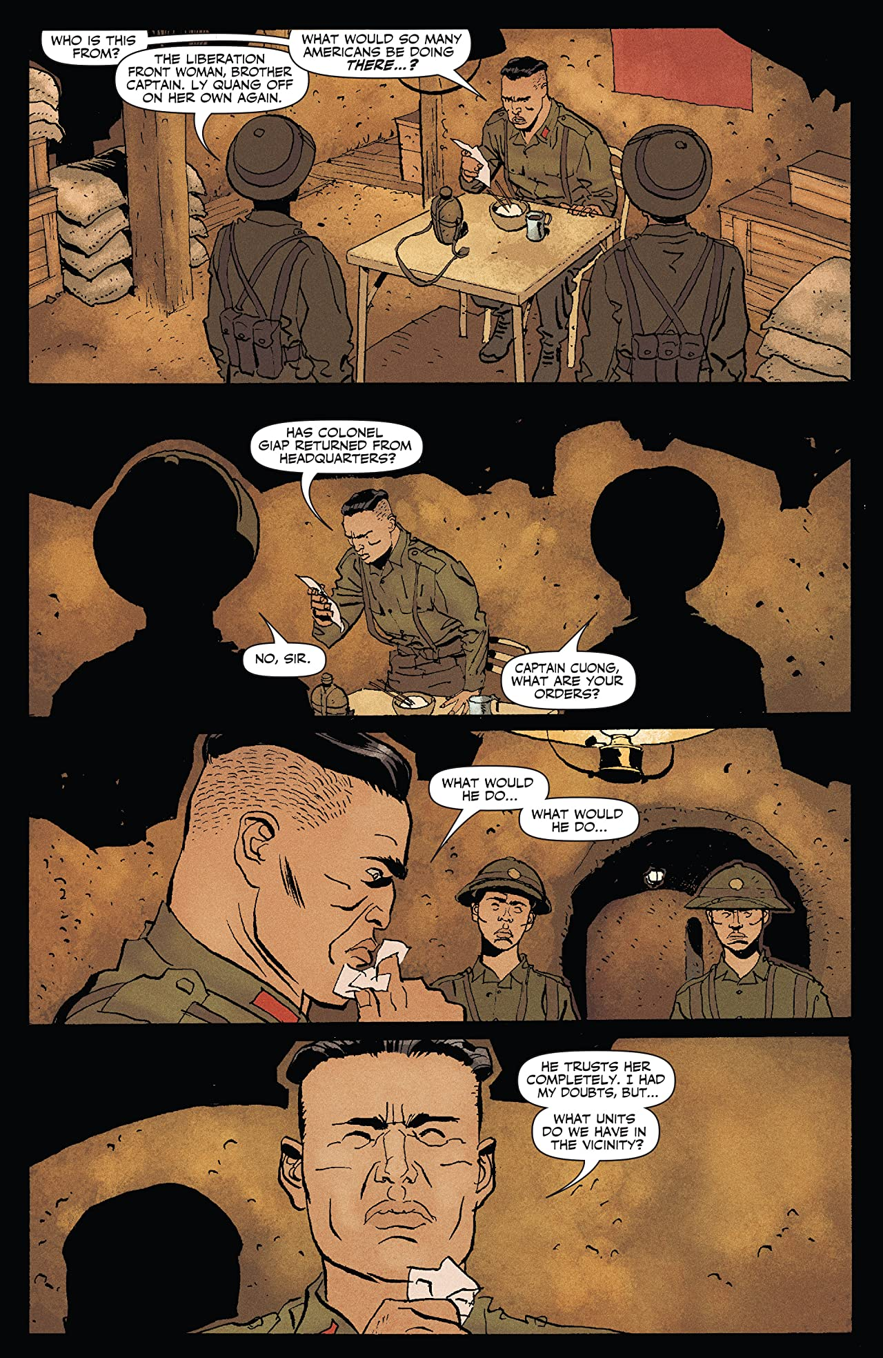 Punisher: The Platoon (2017-2018) #5 (of 6)