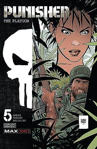 Punisher: The Platoon (2017-2018) #5 (of 6)