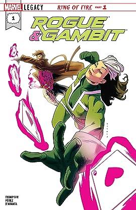 Rogue & Gambit (2018) #1 (of 5)