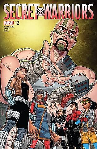 Secret Warriors (2017-) #12