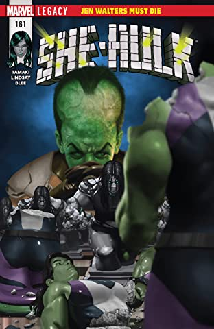 She-Hulk (2016-2018) No.161