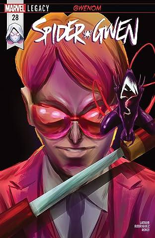 Spider-Gwen (2015-2018) #28