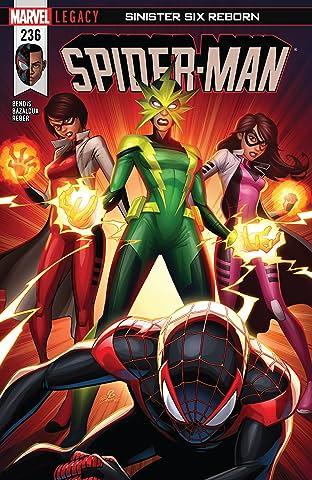 Spider-Man (2016-) #236