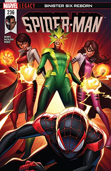 Spider-Man (2016-) No.236