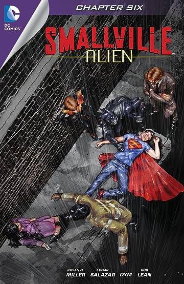 Smallville: Alien #6