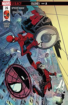 Spider-Man/Deadpool (2016-2019) #26