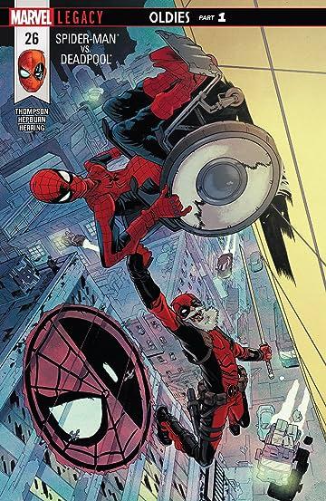 Spider-Man/Deadpool (2016-) No.26