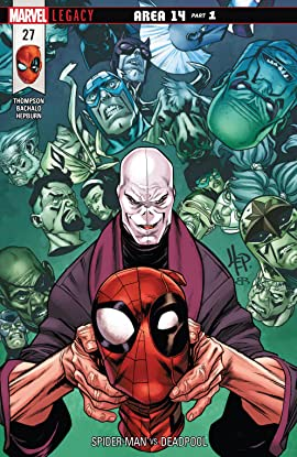 Spider-Man/Deadpool (2016-) #27