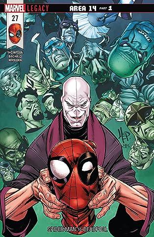 Spider-Man/Deadpool (2016-2019) #27