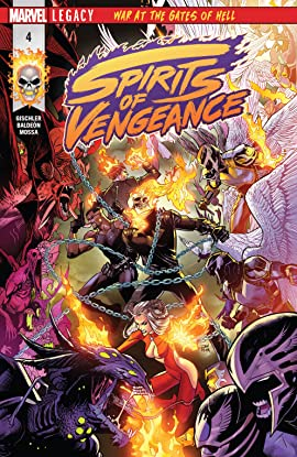 Spirits of Vengeance (2017-2018) #4