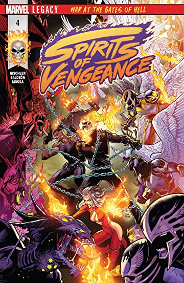 Spirits of Vengeance (2017-) #4