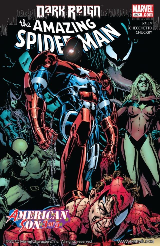 Amazing Spider-Man (1999-2013) #597