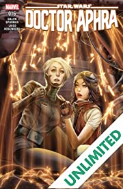 Star Wars: Doctor Aphra (2016-) #16