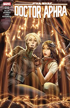 Star Wars: Doctor Aphra (2016-2019) #16