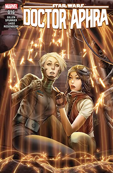 Star Wars: Doctor Aphra (2016-2019) #16