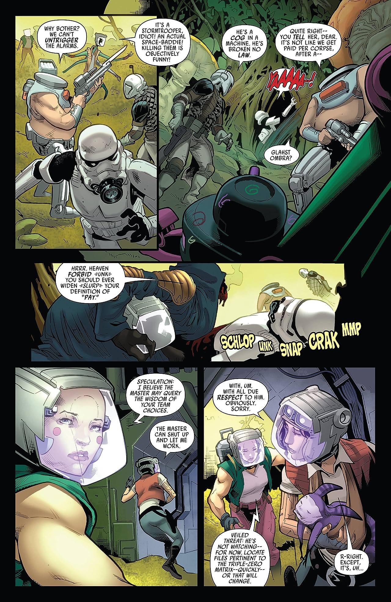 Star Wars: Doctor Aphra (2016-) #16