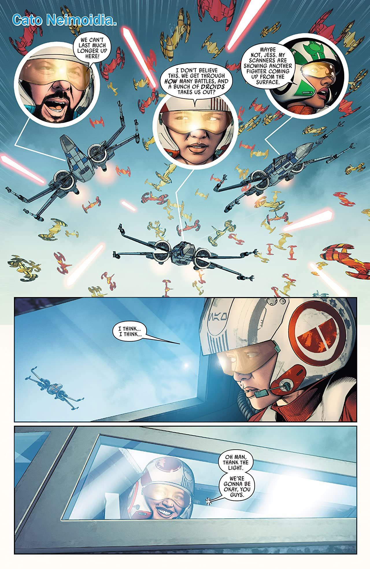 Star Wars: Poe Dameron (2016-2018) #23