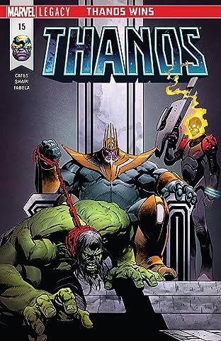 Thanos (2016-) #15