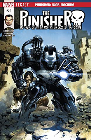 The Punisher (2016-) #220