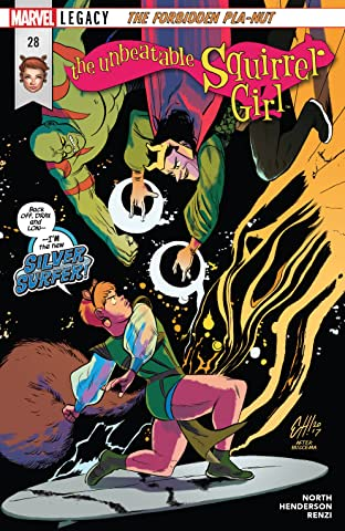 The Unbeatable Squirrel Girl (2015-) #28