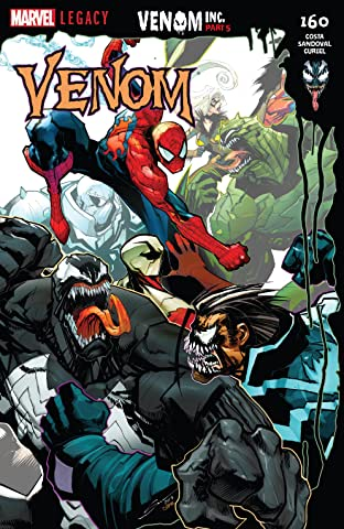 Venom (2016-) #160