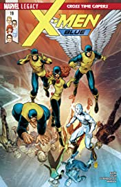 X-Men Blue (2017-) No.19