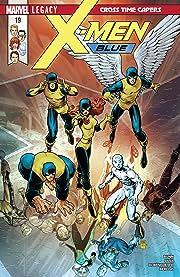 X-Men Blue (2017-2018) #19