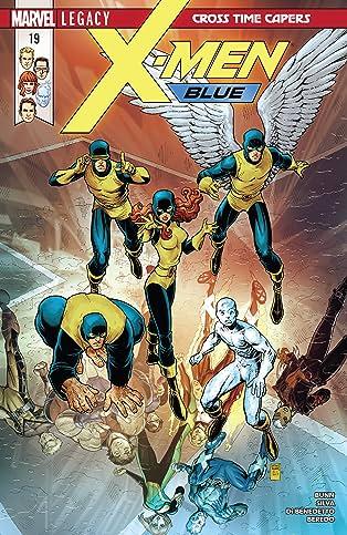 X-Men Blue (2017-) #19
