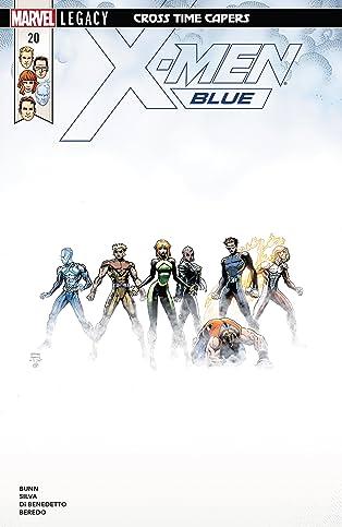 X-Men Blue (2017-) #20