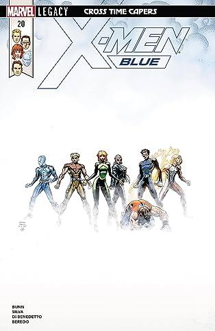 X-Men: Blue (2017-) #20