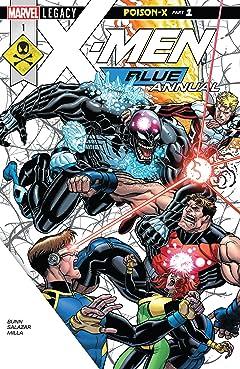 X-Men Blue (2017-) Annual #1