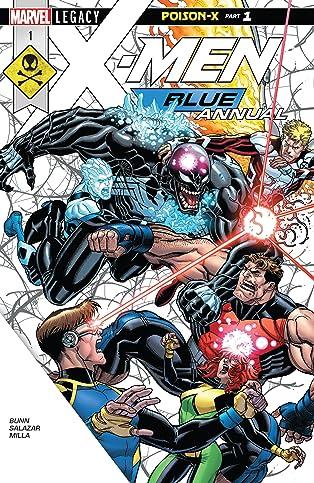 X-Men: Blue (2017-) Annual #1