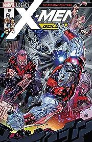 X-Men Gold (2017-2018) #19