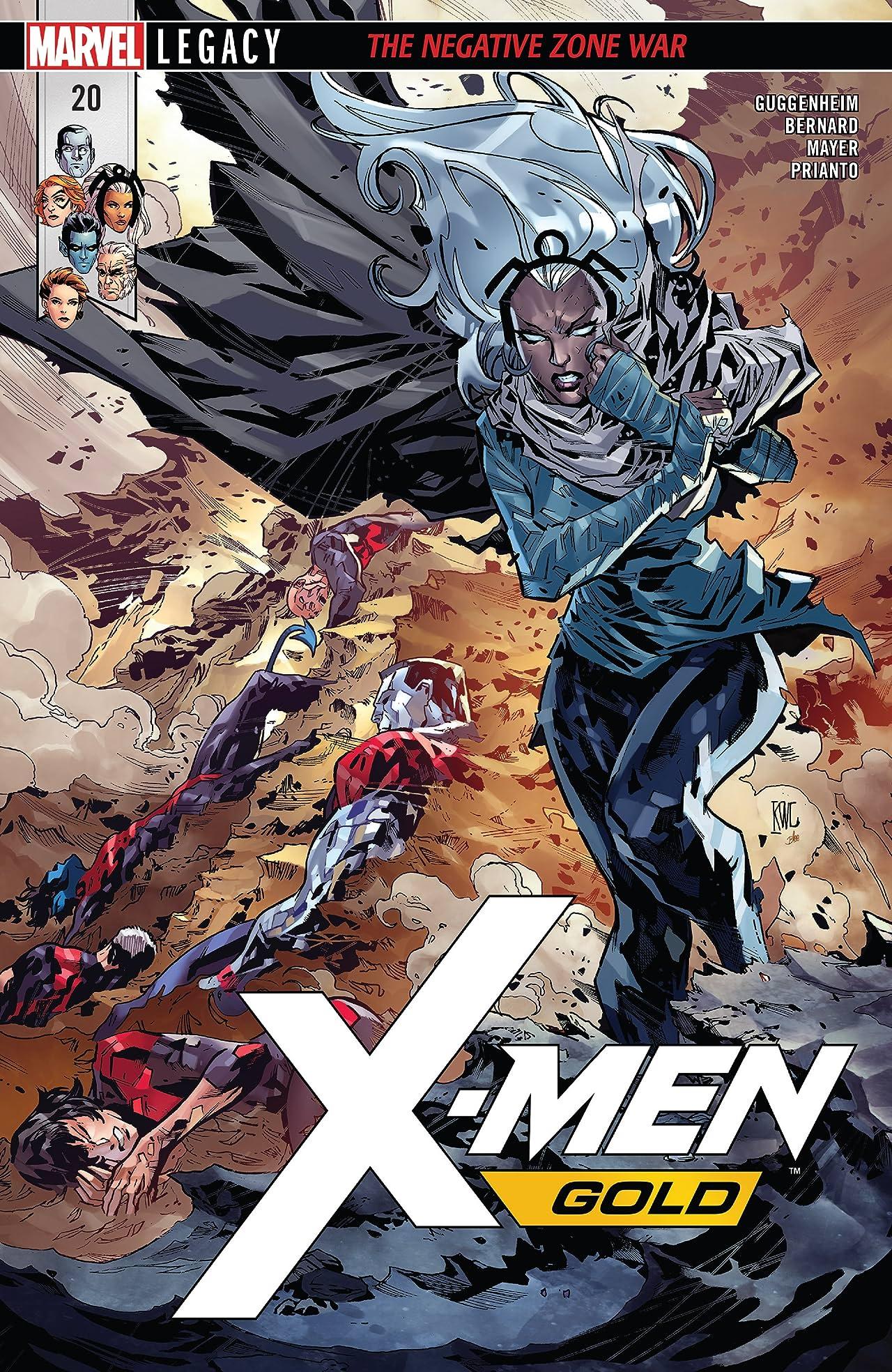 X-Men Gold (2017-) #20