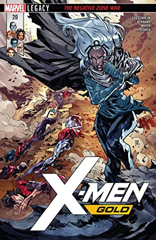 X-Men: Gold (2017-) #20