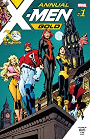 X-Men Gold (2017-) Annual #1