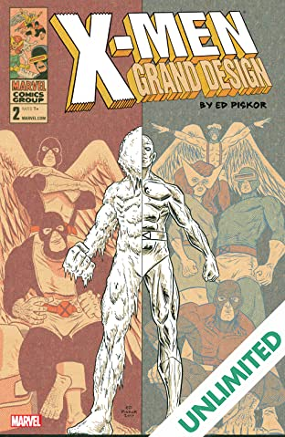 X-Men: Grand Design (2017-2018) #2 (of 2)