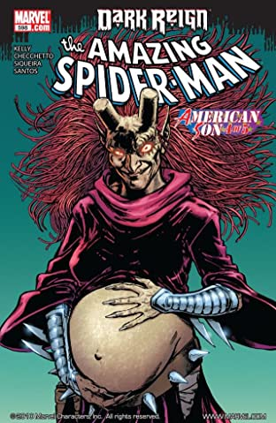 Amazing Spider-Man (1999-2013) #598